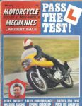 Motorcycle Mechanics - Motorcycle Magazine - May 1971 - M2508